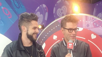 iHeartRadio Music Festival - Another 'Who Wore It Best' With Thomas Rhett and Bobby Bones