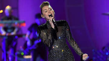 iHeartRadio Music Festival - Watch Miley Cyrus' Sassy Cover Of 'These Boots Are Made For Walkin''