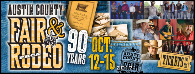 Austin County Fair Amp Rodeo Information Oct 12 2017