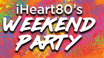 Contest Rules - iHeart80s Weekend: Memorial Day 5/24
