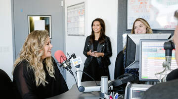Valentine In The Morning - Kelly Clarkson Talks About Making The Type Of Album She Always Wanted To