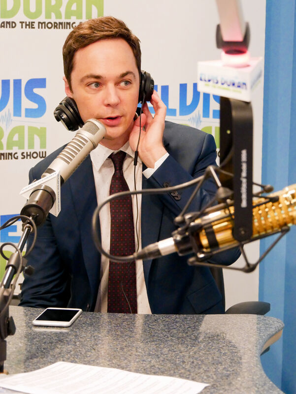 Jim Parsons & Iain Armitage on Elvis Duran and the Morning Show