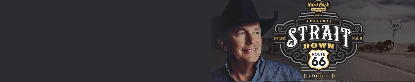 Enter to Win tickets to see George Strait at the BOK Center
