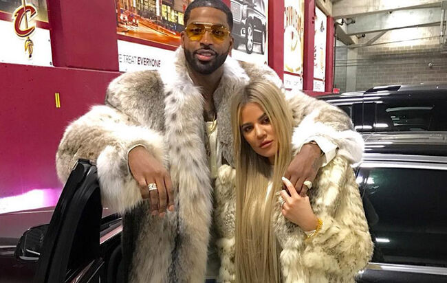 Tristan and Khloe.