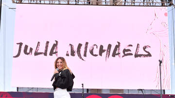 iHeartRadio Daytime Village - Julia Michaels Explains Why Performing is a Magical Feeling