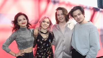 iHeartRadio Daytime Village - Hey Violet Reveals the Backstory of Their Song 'Hoodie'
