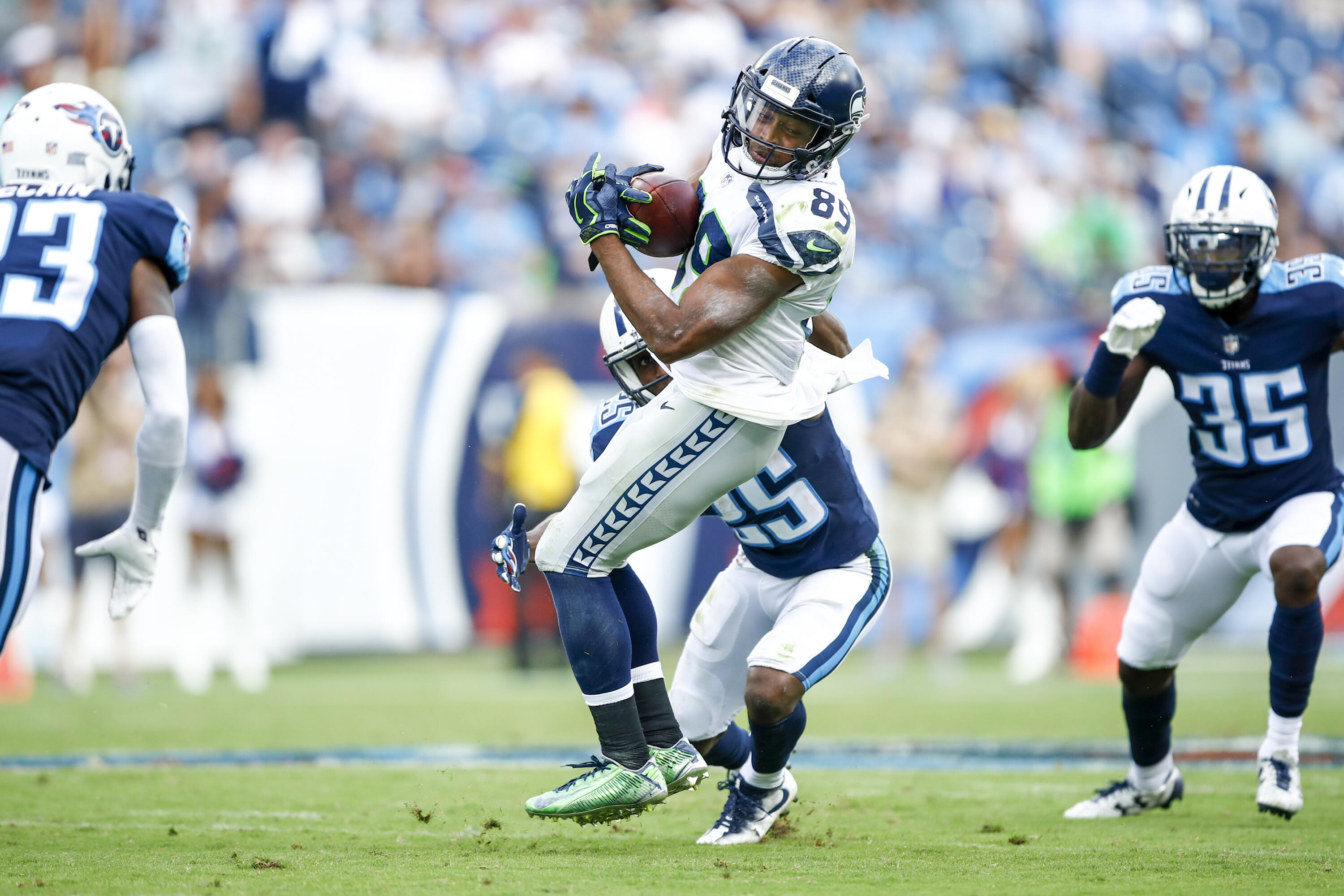 Doug Baldwin to be game time decision plans to play against Colts