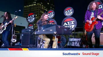 ALT 98.7 Penthouse Performances - J Roddy Walston and the Business Perform On The Southwest SoundStage