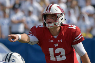 Wisconsin Badgers Postgame: Alex Hornibrook