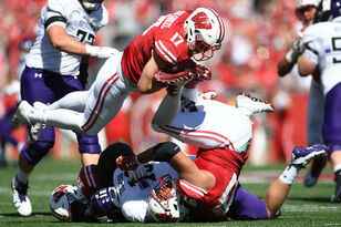 Wisconsin Badgers Postgame: Chris Orr