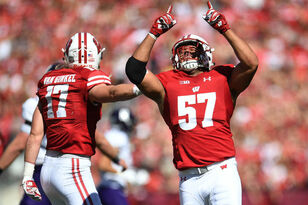 Highlight Reel: Wisconsin 33, Northwestern 24