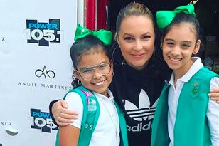 Angie Martinez Inspires Hope With Hurricane Relief Drive