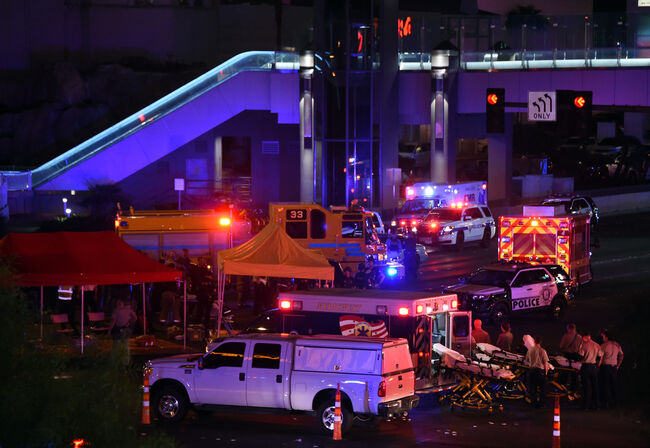 Newly Released Vegas Shooting Audio Shows How Heroic First Responders Are...