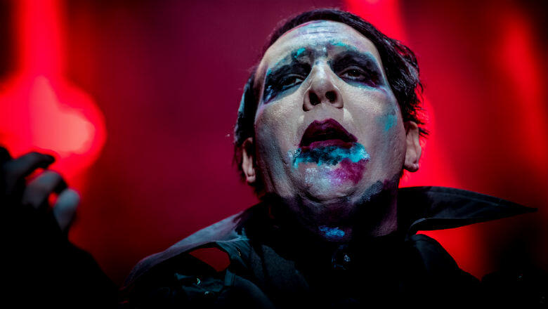 "Former Marilyn Manson Keyboardist Speaks On Injury: ""I Hope He Suffers"""