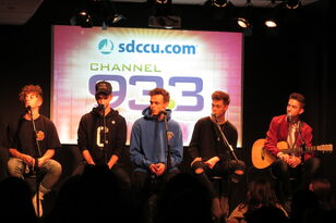 """Why Don't We"" Private Party at Channel 933"