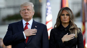 KFBK News - LIVE: President and First Lady Lead A Moment of Silence