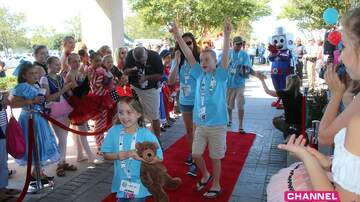 Photos - Ace & TJ's Grin Kids Send Off to Disney World