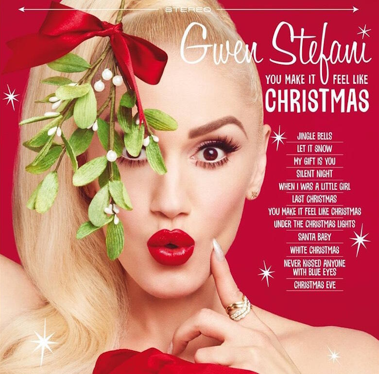 Gwen Stefani - 'You Make It Feel Like Christmas'