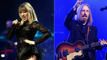 On The Move with Enrique Santos Blog (58577) - Taylor Swift Says Tom Petty Motivated Her To Play The Guitar