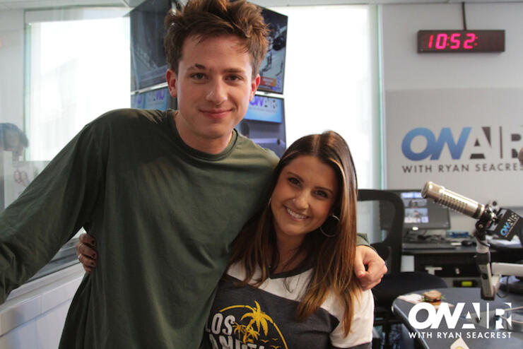 Credit: On Air With Ryan Seacrest