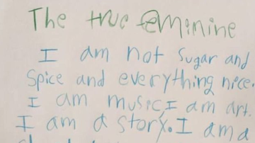 Johnjay And Rich - This 3rd Grader's Poem Has Everyone Believing She's The Next Sylvia Plath