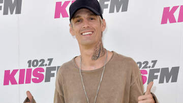 On The Move with Enrique Santos Blog (58577) - Aaron Carter Shares Post Rehab Weight Gain Transformation: See The Photos