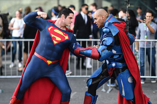 PHOTOS: The Most Amazing Costumes From New York Comic Con