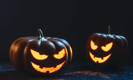WMAN - Local News - Kingwood Center Pumpkin Glow
