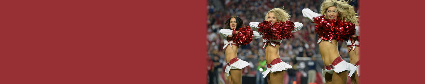 PHOTOS: NFL Cheerleaders