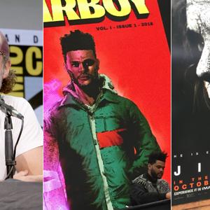 New York Comic-Con: 'Walking Dead' Season 8, The Weeknd's Comic Book & More