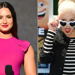 Demi Lovato On How Christina Aguilera's 'Stripped' Inspired Her New Album
