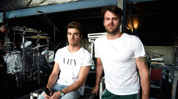 J Will - The Chainsmokers Developing Movie Based on 'Paris' Song
