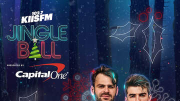 Jingle Ball - Alex From The Chainsmokers Dishes on Upcoming Jingle Ball Performance