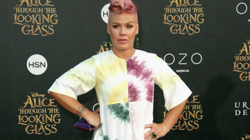 On The Move with Enrique Santos Blog (58577) - P!NK Defends Herself After Admitting There's 'Still Hope' For Donald Trump