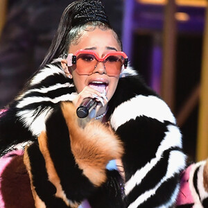 Cardi B Snaps When Fan Throws Drink At Her Crew Onstage -- Watch Here!