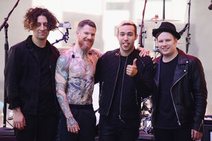 Fall Out Boy's Joe Trohman Expecting 2nd Child