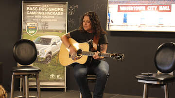 Toyota Live Music Lounge Blog (50355) - Ashley McBryde - Toyota Live Music Lounge