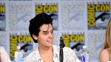 image for Cole Sprouse Surprises Mega 'Riverdale' Fan and It's the Cutest