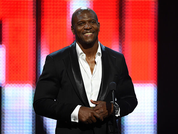 Terry Crews - Getty Images