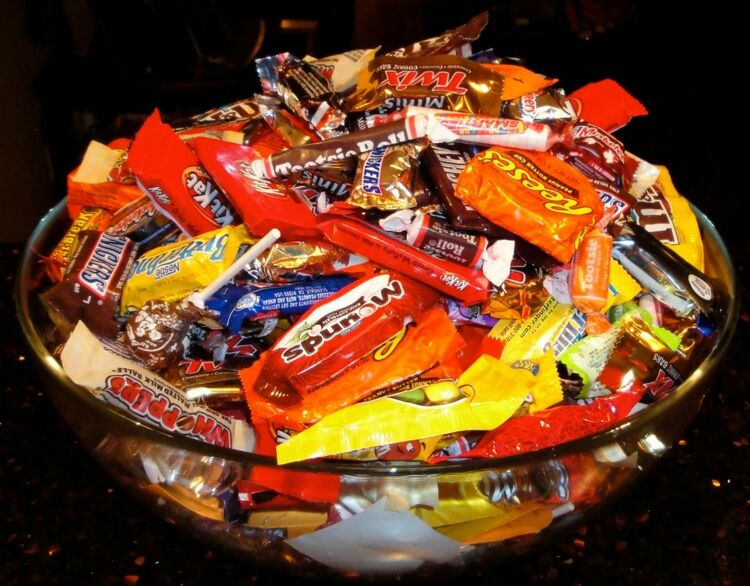 were just about a week away from halloween and this might be the best news ive heard yet when youre raiding your kids trick or treat bags