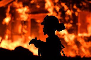 PHOTOS: Wildfires Devastate Northern California