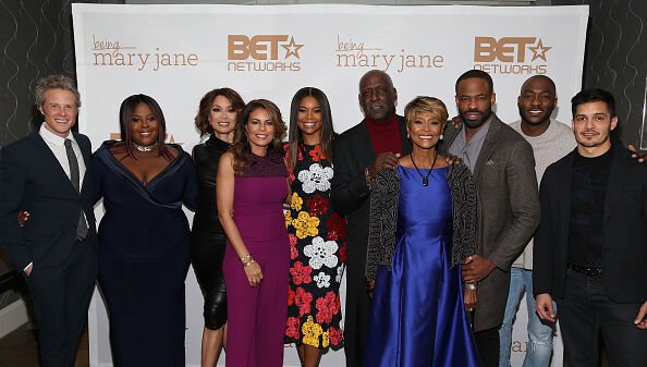 Being Mary Jane Cast - Getty Images