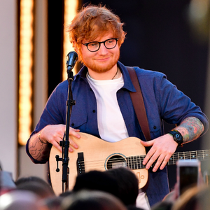 Here's Your Chance To Win A T-Shirt Designed And Signed By Ed Sheeran