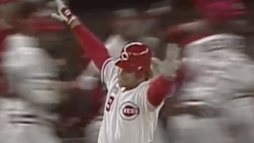 Lance McAlister - This date 1990: Reds win World Series Game 2 vs A's