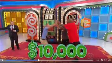 Doug - Absolutely insane Price is Right moment