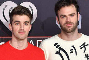 Greg Applebee - The Chainsmokers are Back with 'Sick Boy'