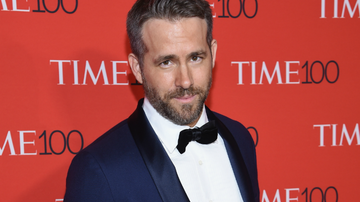 Scott and Sadie - Ryan Reynolds Has the Sexiest Sexiest Man Alive Magazine Cover...