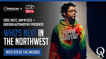 The Breakout Show - Who's NEXT In The Northwest: Stevo The Weirdo