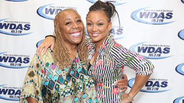 Photos - Chante Moore Meet + Greet at WDAS, 10.12.2017