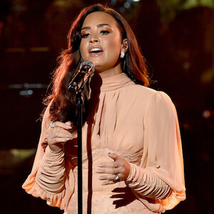 Demi Lovato's Emotional Cover of